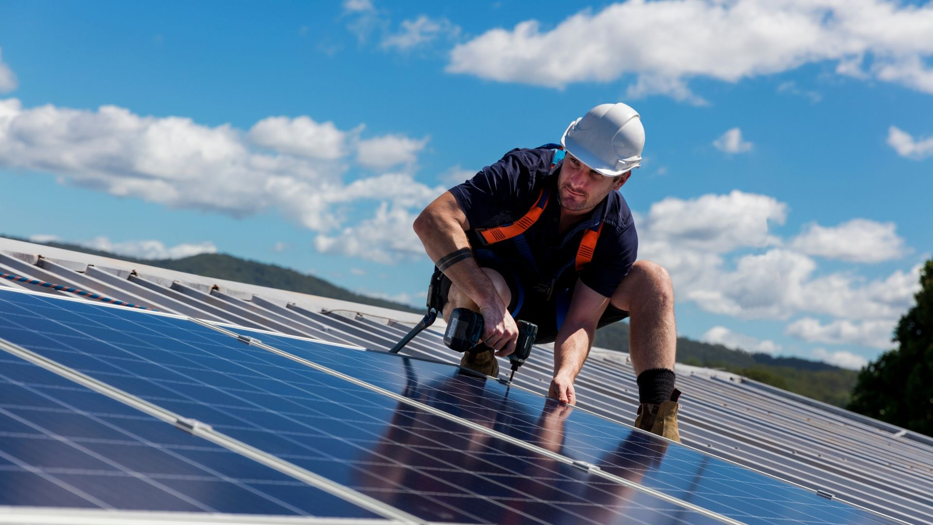 Solar energy service - Vittorio Remodeling & Construction
