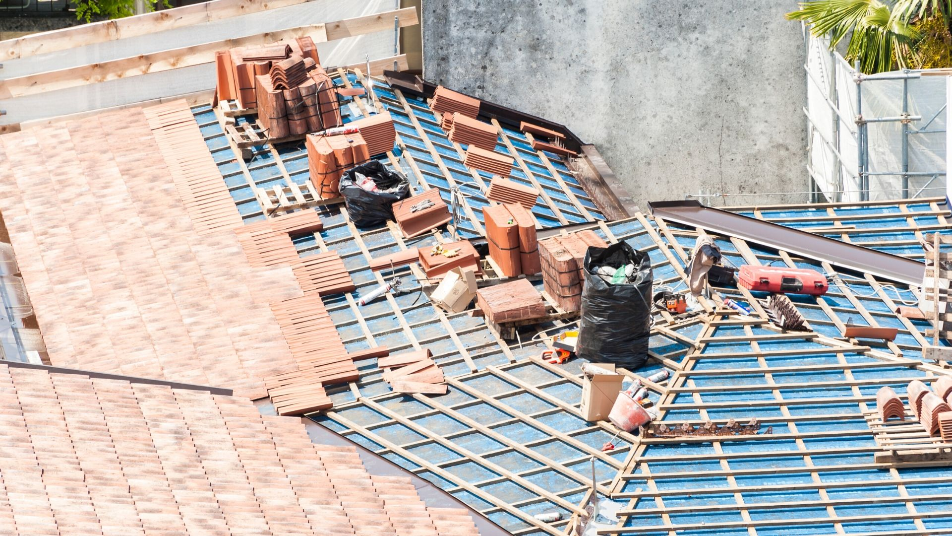 Roof Replacement Vittorio Remodeling & Construction