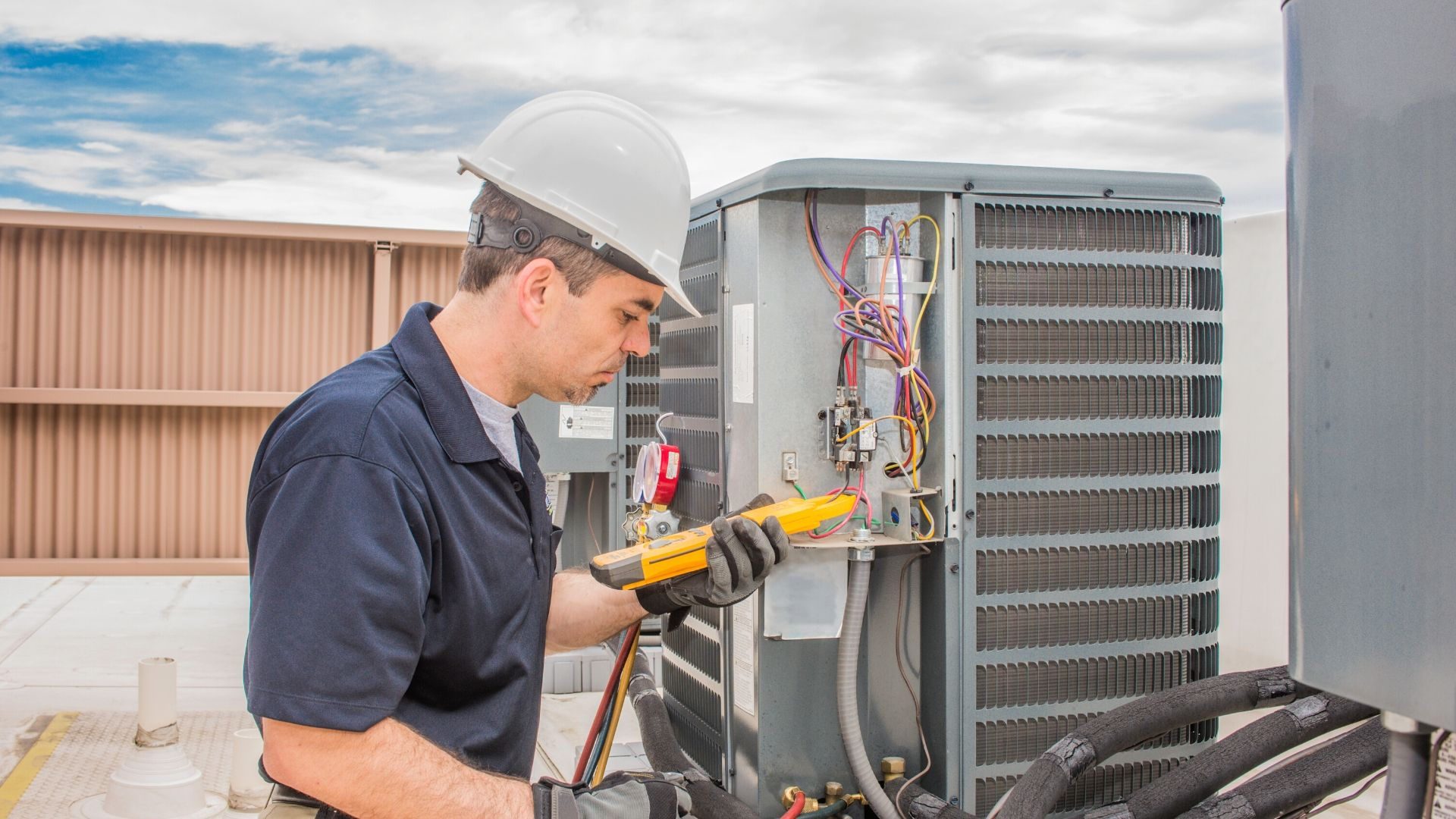 HVAC Replacement Vittorio Remodeling & Construction
